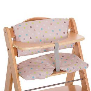 Hauck Coussin Multi Dots pour chaise haute