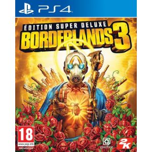 Borderlands 3 Super Deluxe [PS4]