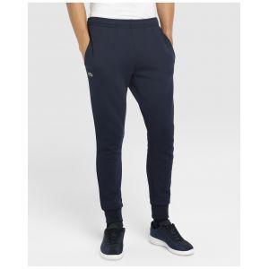 Lacoste Pantalon de survêtement bleu Bleu marine - Taille 44