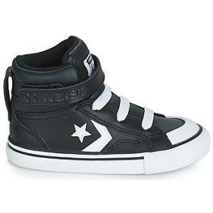 Converse Chaussures enfant PRO BLAZE STRAP LEATHER HI Noir - Taille 20,21,22,23,24,25,26