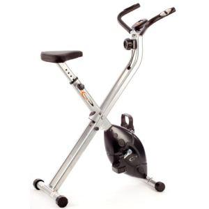 V-Fit MXC1 - Vélo d'appartement magnétique et pliable