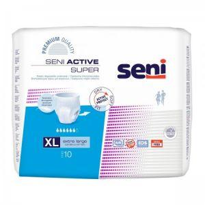 Seni Active extra large sous vetement absorbant 10 unités