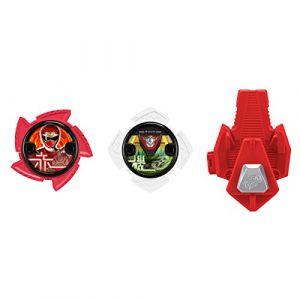Bandai 43756 - Pack Etoiles Ninja Et Lanceur