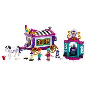 Lego La roulotte magique