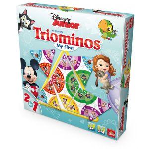 Goliath Mon Premier Triominos Disney Junior