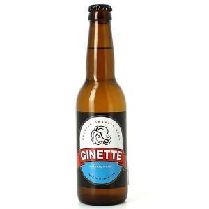 Ginette Bière Blanche Bio 33cl