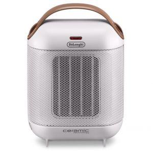 Delonghi HFX30C18.IW - Chauffage soufflant électrique 1800 Watts
