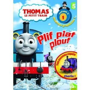 Thomas le petit train - Saison 2, Volume 1 : Plif Plaf Pouf