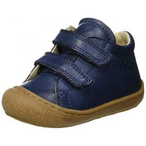 Naturino Cocoon VL, Sneakers Basses bébé garçon, Marron (Navy 0c02), 26 EU