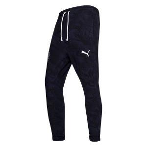 Puma Pantalon de survêtement Olympique de Marseille Casuals pour Homme, Bleu, Taille XS