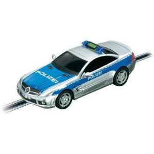 Carrera Toys 61181 - AMG Mercedes SL Polizei pour circuit Go!!!