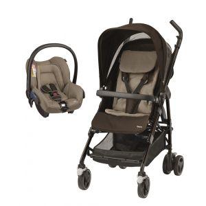 Bébé Confort Duo Dana 2016 - Poussette combinée avec siège auto
