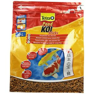 Tetra Pond Koi Sticks, 4 Litre