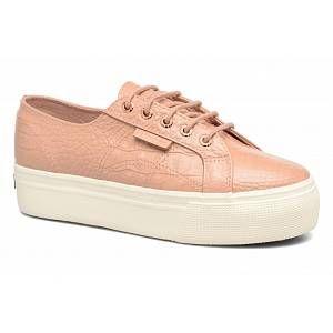 Superga Chaussures 2790 F GL W EMB COCCO