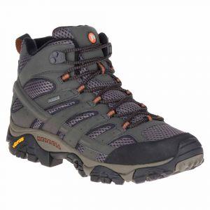 Merrell Moab 2 Mid GTX, Chaussures de Randonnée Hautes Homme, Gris (Beluga), 46 EU