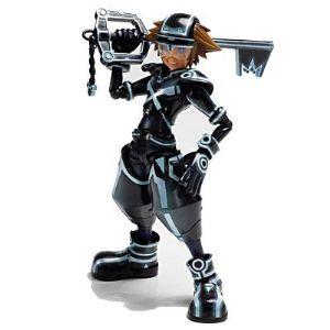 Square-Enix Figurine Sora Tron version Legacy (Kingdom Hearts 3D)
