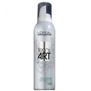 L'Oréal Tecni.Art Full Volume - Mousse fixation forte