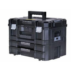 Stanley FMST1-71981 - Kit malette + malette 2 tiroirs FatMax