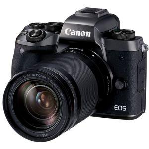 Canon EOS M5 (avec objectif 18-150mm)