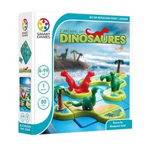 SmartGames L'Archipel des dinosaures - Casse-tête