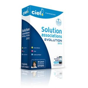 Solution Associations Evolution 2009 pour Windows