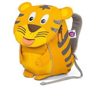 Affenzahn Sac à Dos avec Sangle de Poitrine pour garçons et Filles de 1 à 3 Ans en l'école Maternelle Le Petit Ami - Timmy Tiger
