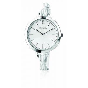 Pierre Lannier 114H6 - Montre pour femme avec bracelet en cuir Classic