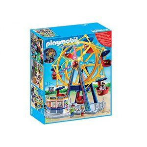 Image de Playmobil 5552 Summer Fun - Grande roue avec illuminations