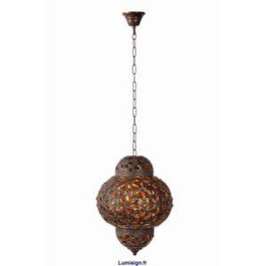 Lucide Suspension lanterne Djerba