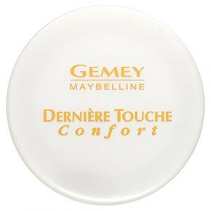 Maybelline Gemey Dernière Touche Confort - Poudre compacte - 04 brune cendrée