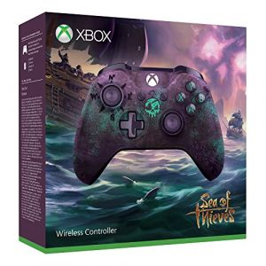Microsoft Manette sans fil Xbox One édition Sea of Thieves
