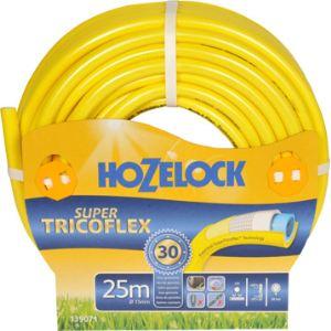Hozelock 139071 - Tuyau d'arrosage Super Tricoflex Ø 15 mm 25 m