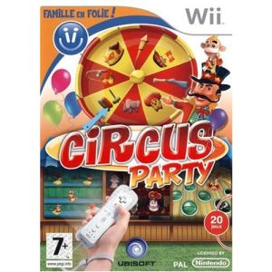 Circus Party [Wii]