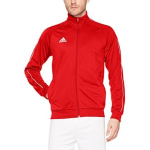 Adidas Core18 PES Veste de survêtement pour Homme 3XL Power Red/White