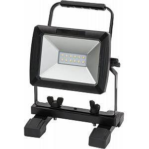 Brennenstuhl Lampe de travail LED 1171260211 à batterie 20 W 1550 lm
