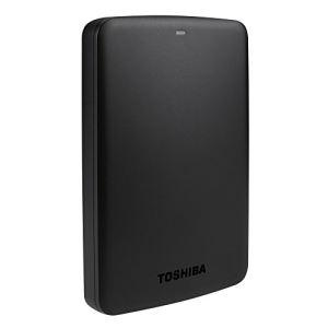 """Toshiba HDTB310EK3AA - Disque dur externe Canvio Basics 1 To 2.5"""" USB 3.0"""