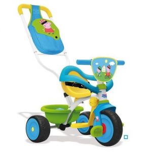 Image de Smoby Tricycle Be Move Confort Peppa Pig