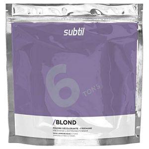 Subtil Poudre Décolorante sans Ammoniaque 6 Tons