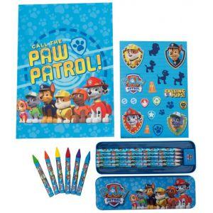 Super set papeterie Pat' Patrouille