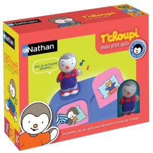 Nathan Mon p'tit quiz T'choupi