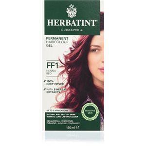 Herbatint Flash Fashion FF1 Henné rouge
