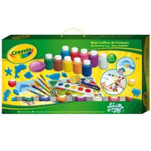Crayola Mallette de peinture