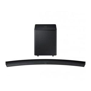 samsung hw h430 barre de son 290w rms 2 1 soundshare bluetooth comparer avec. Black Bedroom Furniture Sets. Home Design Ideas