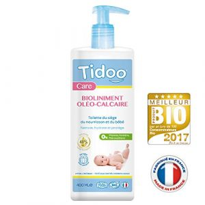 Tidoo Bioliniment oléo-calcaire - 400 ml