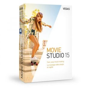Vegas Movie Studio 15 [Windows]