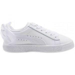 Puma Chaussures enfant Basket Bow Enfant he