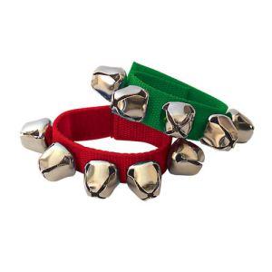 Fuzeau 8442 - Bracelets de 5 grelots pour chevilles