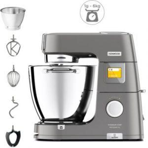 Kenwood KWL90.009SI Titanium Chef XL - Robot pâtissier