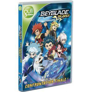Beyblade Burst - Vol. 9 : Confrontation finale ! [DVD]