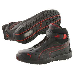 Puma Safety Chaussures de sécurité 45 Motorsport Hautes S3 63216-45
